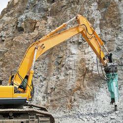 Ditribuidor de martelo hidráulico