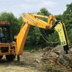 Comprar martelo hidráulico para escavadeira