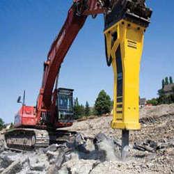 Comprar rompedor hidráulico para escavadeira